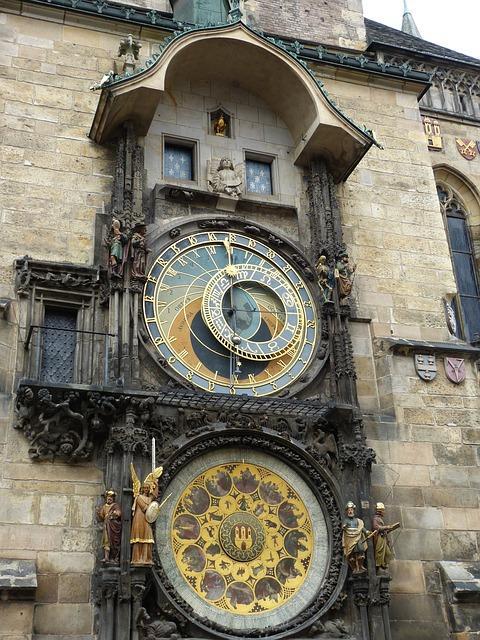 השעון האסטרונומי בפראג