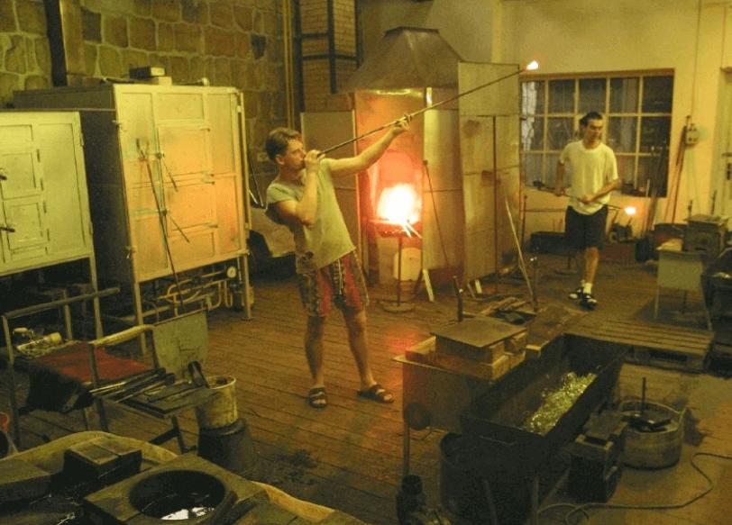 מוזיאון זכוכית קריסטל פראג