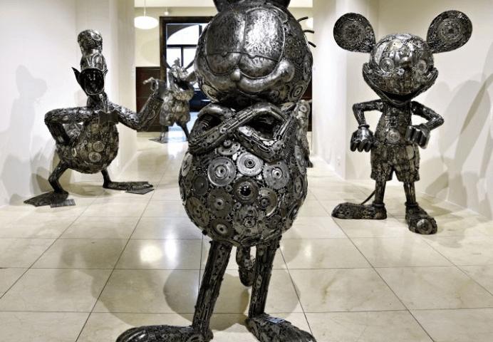 מוזיאון הפלדה פראג