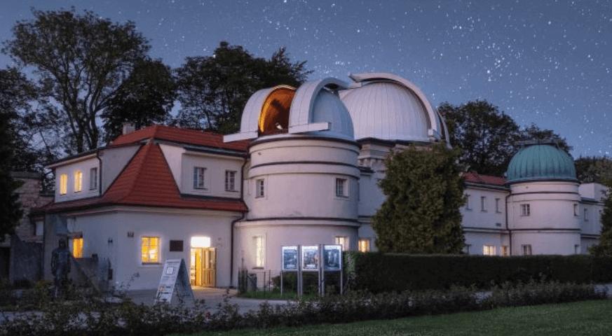 מצפה כוכבים בפראג