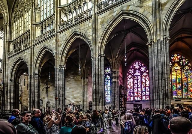 כנסייה בפראג